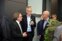 Verleihung der Niederrhein-Leuchte an Herrn Dr. Gregor Bonin